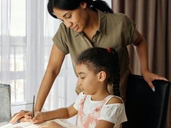 Childs first teacher